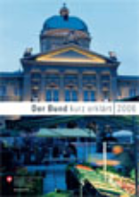 Leaflet:The Swiss Confederation a brief guide 2006